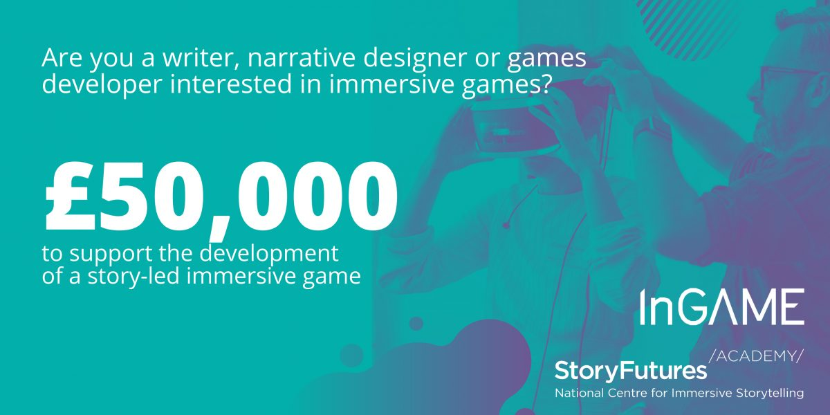 Story GAME Marketing image