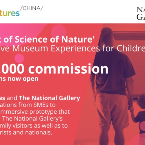 The National Gallery Art & Science of Nature Challenge