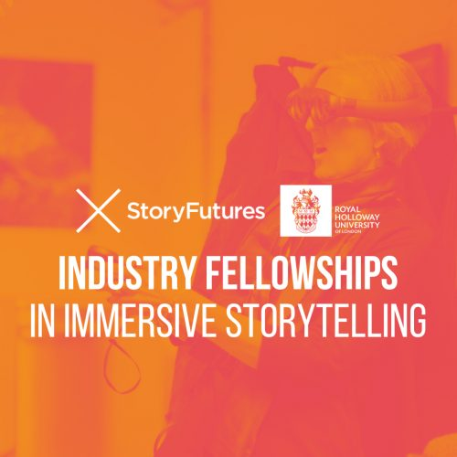 Industry Fellowships in Immersive Storytelling