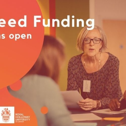 R&D Seed Funding Call - Now Open