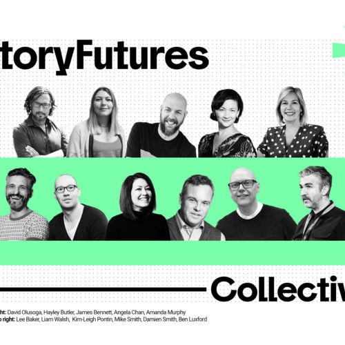 StoryFutures commissioned for UK-wide festival of creativity in 2022