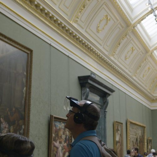 Press Release  25th July 2019 - StoryFutures partners with the National Gallery to make Virtual Art History a Reality