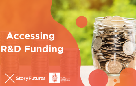 Accessing R&D Funding