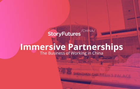 Immersive Partnerships: The Business of Working in China